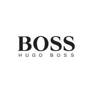 Label Boss Hugo Boss